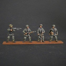 Panzergrenadiers for Sdkfz standing