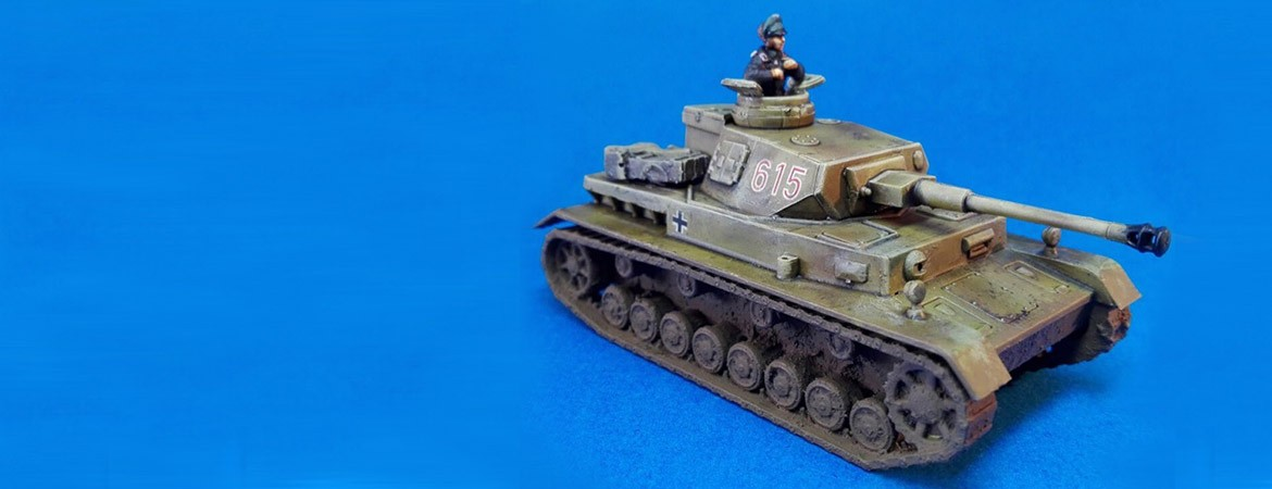 German Tanks and Vehicles of WWII